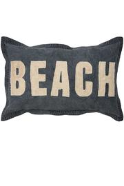 Primitives by Kathy Beach Throw Pillow - Product Mini Image