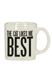 Primitives by Kathy Cat Likes Me Cup - Product Mini Image