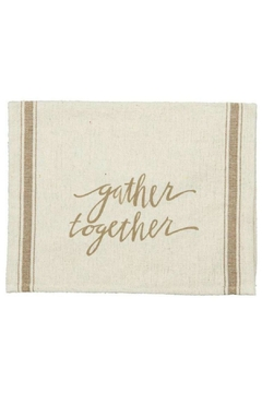 Shoptiques Product: Gather Together Towel