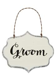 Primitives by Kathy Groom Tin Ornament - Product Mini Image