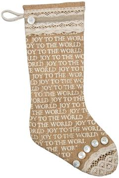 Primitives by Kathy Joy Christmas Stocking - Alternate List Image