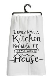 Primitives by Kathy Kitchen Tea Towel - Front cropped