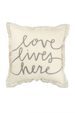 Primitives by Kathy Love Lives Pillow - Product List Image