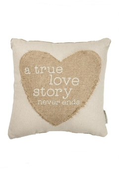 Primitives by Kathy Love Story Pillow - Product List Image