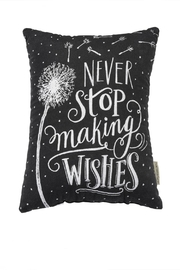 Primitives by Kathy Making Wishes Pillow - Front full body