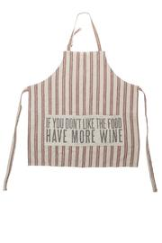 Primitives by Kathy More Wine Apron - Product Mini Image