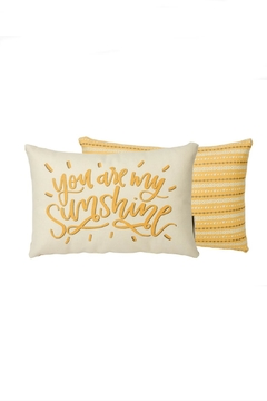 Primitives by Kathy My Sunshine Pillow - Product List Image