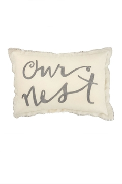 Primitives by Kathy Our Nest Pillow - Product List Image