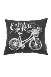Primitives by Kathy The Ride Pillow - Front full body