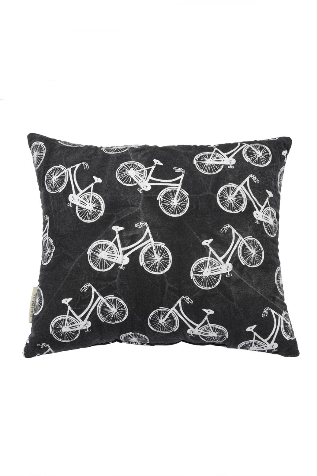 Primitives by Kathy The Ride Pillow - Side Cropped Image