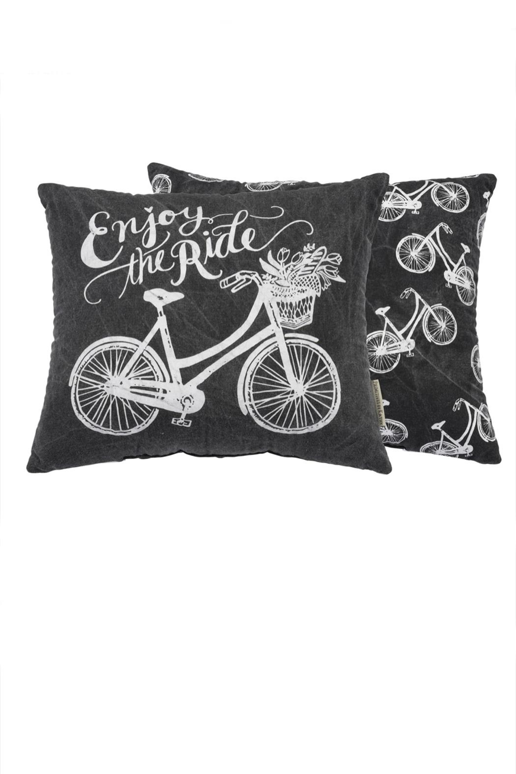 Primitives by Kathy The Ride Pillow - Main Image