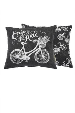 Primitives by Kathy The Ride Pillow - Product List Image