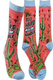 Primitives by Kathy Too Hard Socks - Product Mini Image