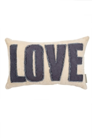 Primitives by Kathy Velvet Love Pillow - Front cropped