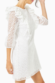 Lilly Pulitzer  Primm Eyelet Dress - Back cropped