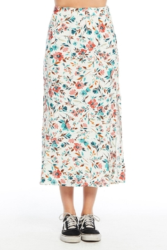 Saltwater Luxe PRIMROSE MIDI SKIRT - Alternate List Image
