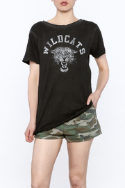 Prince Peter Collection Black Wildcats Tee - Product Mini Image