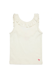 Pink Chicken Princess Diana Tank - Front cropped