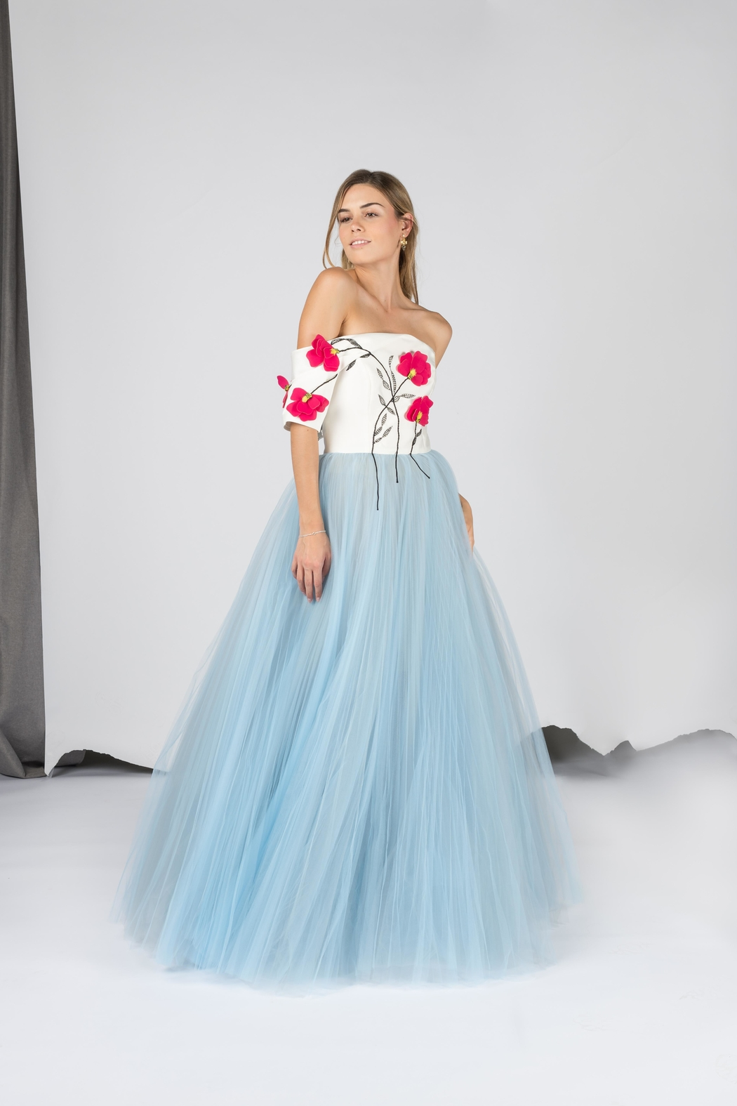 Carolina Herrera Princess Gown from Monterrey by Mona Mour — Shoptiques