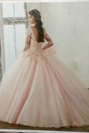 Morilee Princess Tulle Ball Gown - Product Mini Image