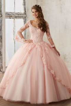 Morilee Princess Tulle Ball Gown - Product List Image