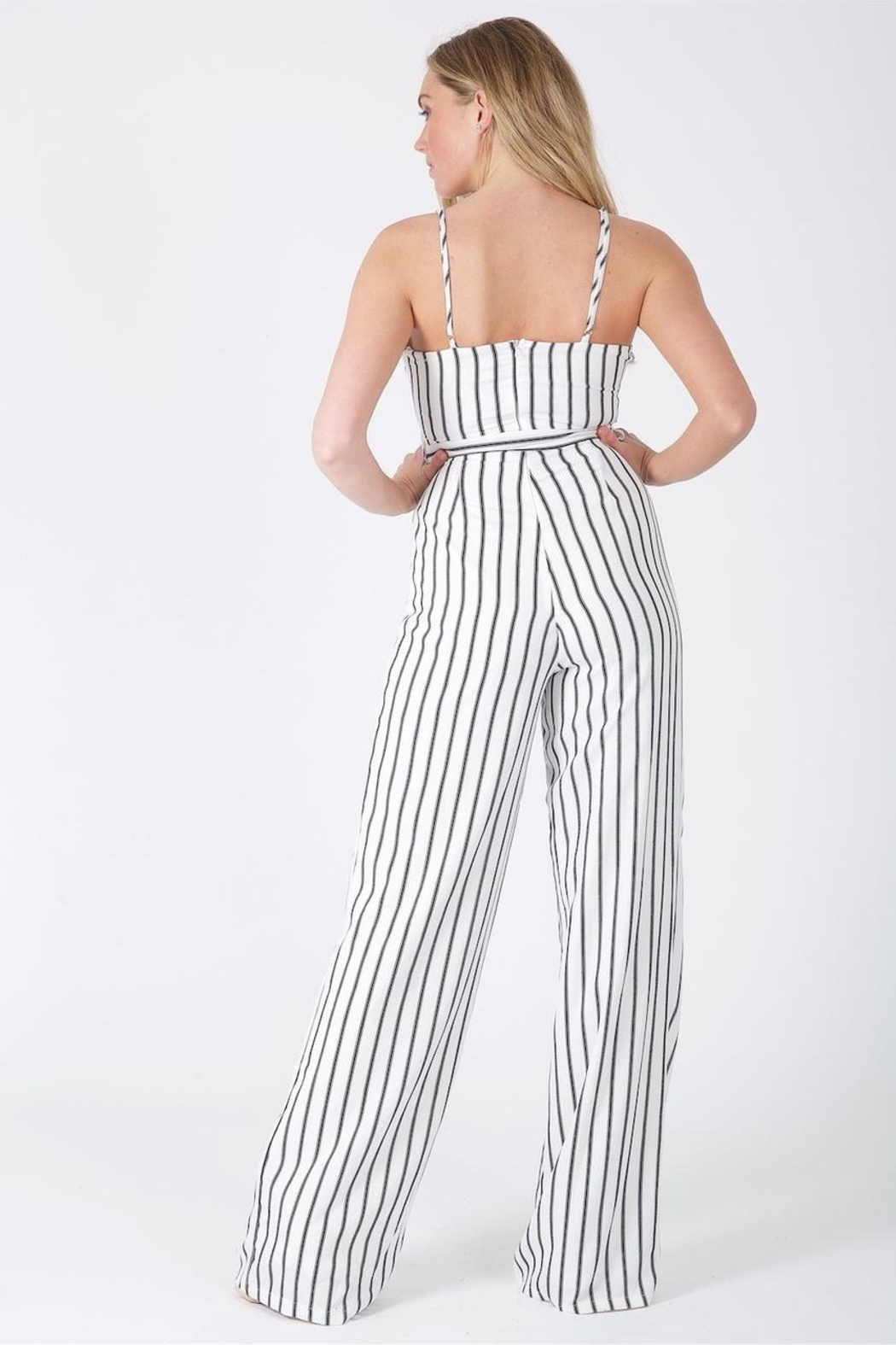 0f136a0fd4d Princess Angel Star Pinstripe Jumpsuit from Glasgow — Shoptiques