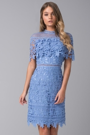 Princess Angel Star Willow Dress - Front cropped