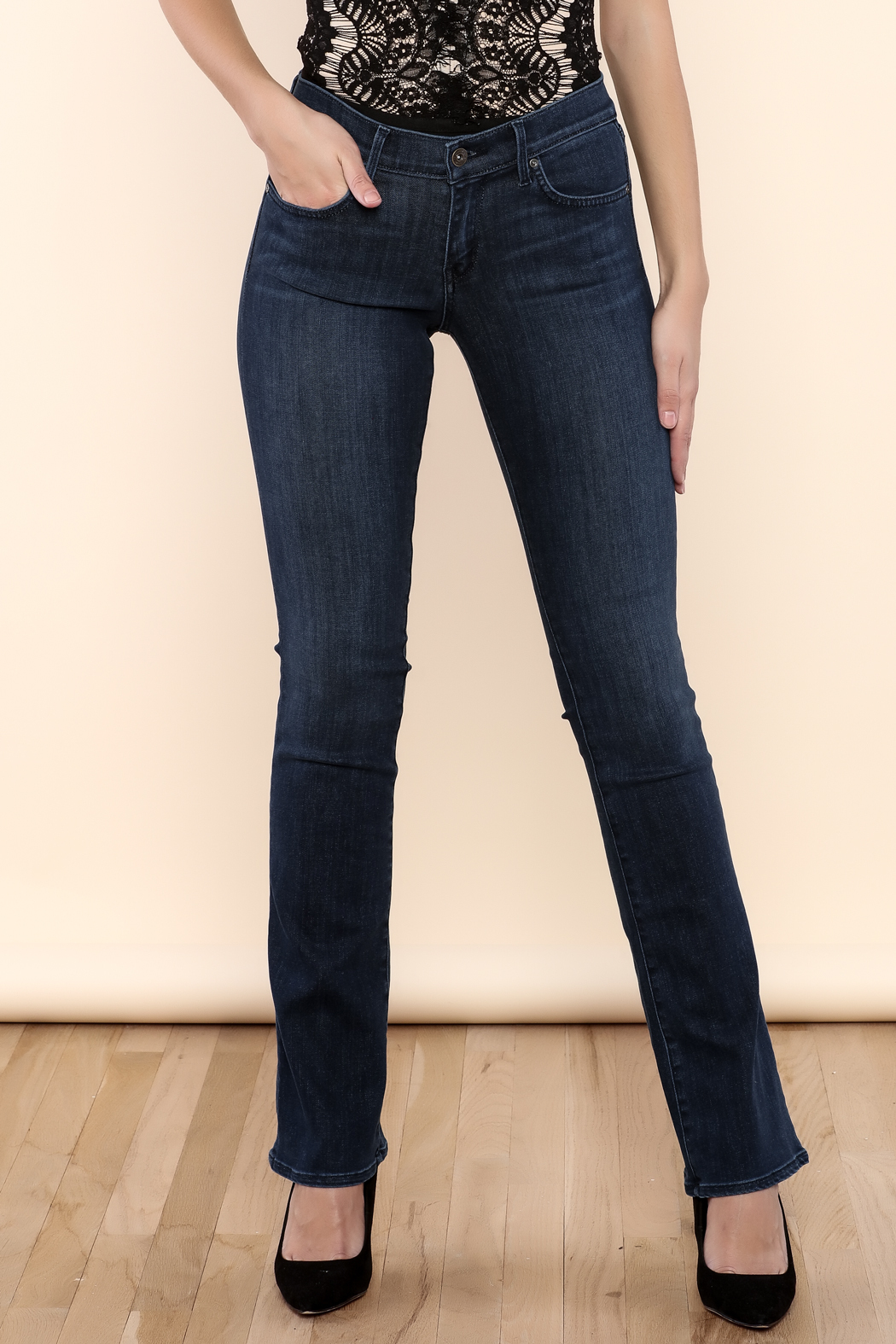 Principle Denim The Truth Denim - Front Cropped Image