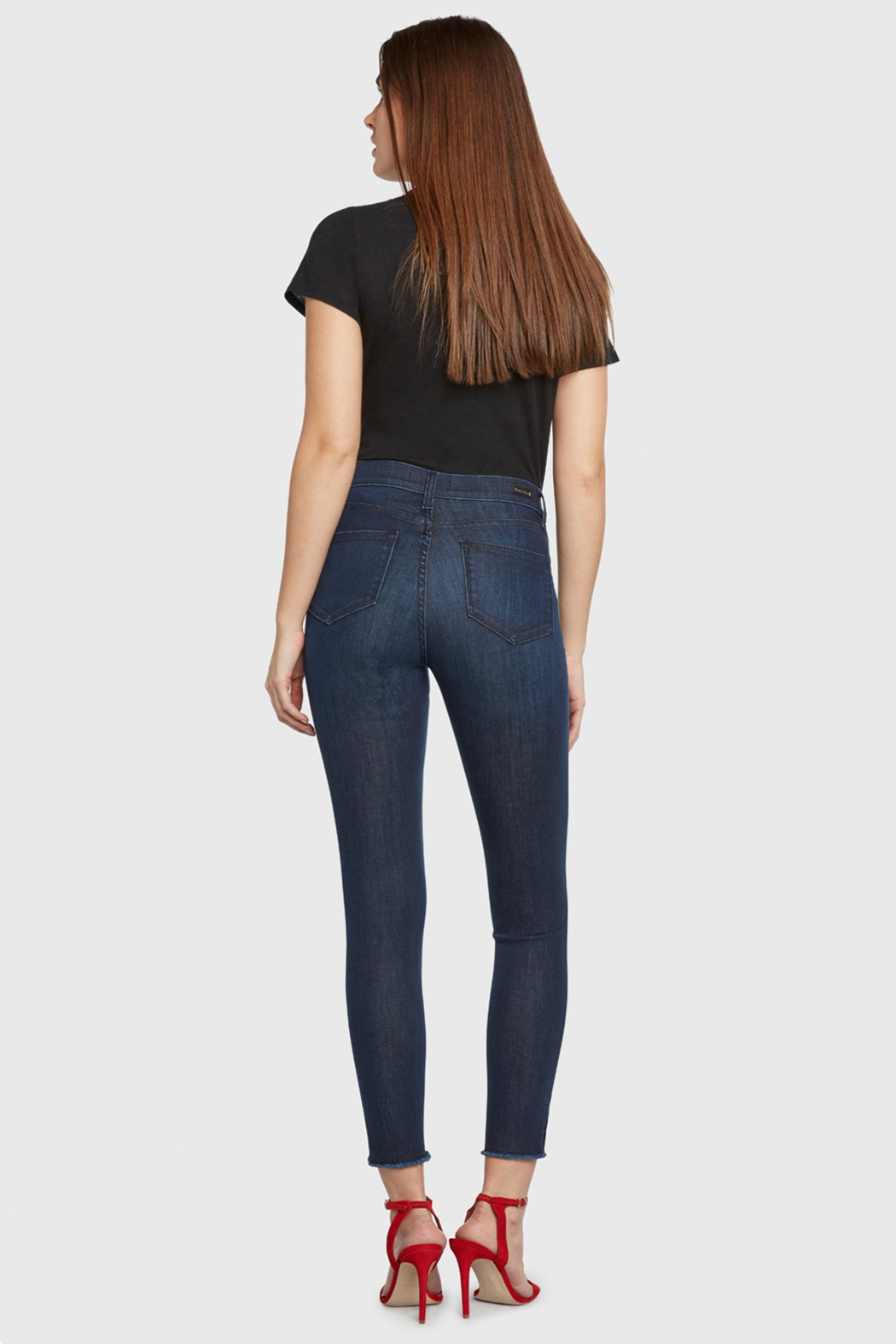 Principle Denim Principle Gem Skinny Jeans - Sweet Dreams - Side Cropped Image