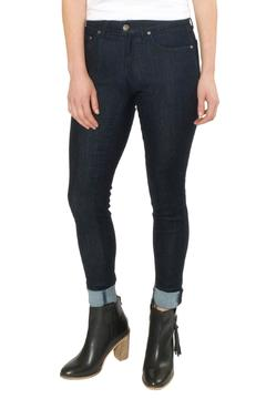 Shoptiques Product: Dark Skinny Jeans