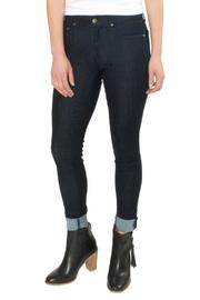 Principle Denim Dark Skinny Jeans - Product Mini Image