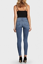 Principle Denim High Wasted Jean - Front full body