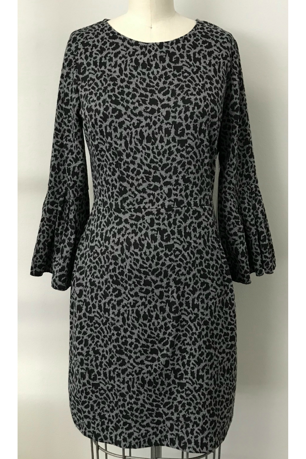 Thml Print dress - Front Cropped Image