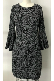 Thml Print dress - Front cropped