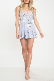 Latiste Print Mini Romper - Product Mini Image