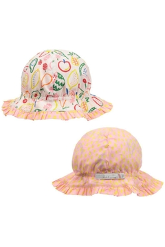 Shoptiques Product: Print Reversible Sun-Hat