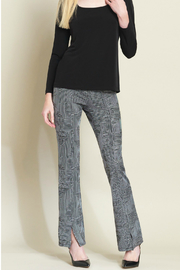Clara Sunwoo Print Stretch Pull-on Pant - Product Mini Image