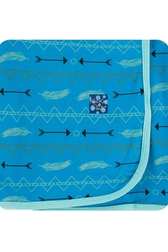 Kickee Pants Print Swaddle Blanket - Alternate List Image