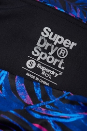 Superdry Printed 7/8 Leggings - Back cropped