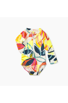Shoptiques Product: Printed Baby Rash Guard One Piece