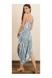 dress forum Printed Boho Jumpsuit - Product Mini Image