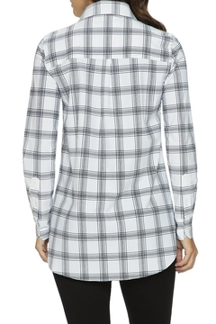 Lysse Printed Button-Down Top - Alternate List Image