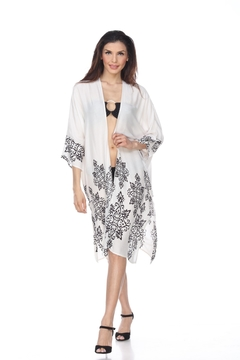 Shoptiques Product: Printed Cover-Up