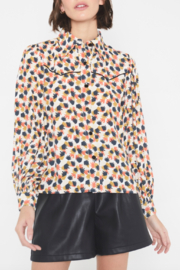 Wild Pony Printed Cowboy Shirt - Front cropped