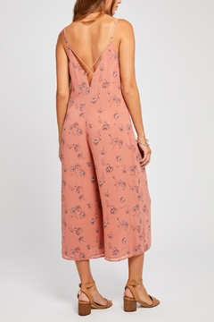 Gentle Fawn Printed Cropped Jumpsuit - Alternate List Image