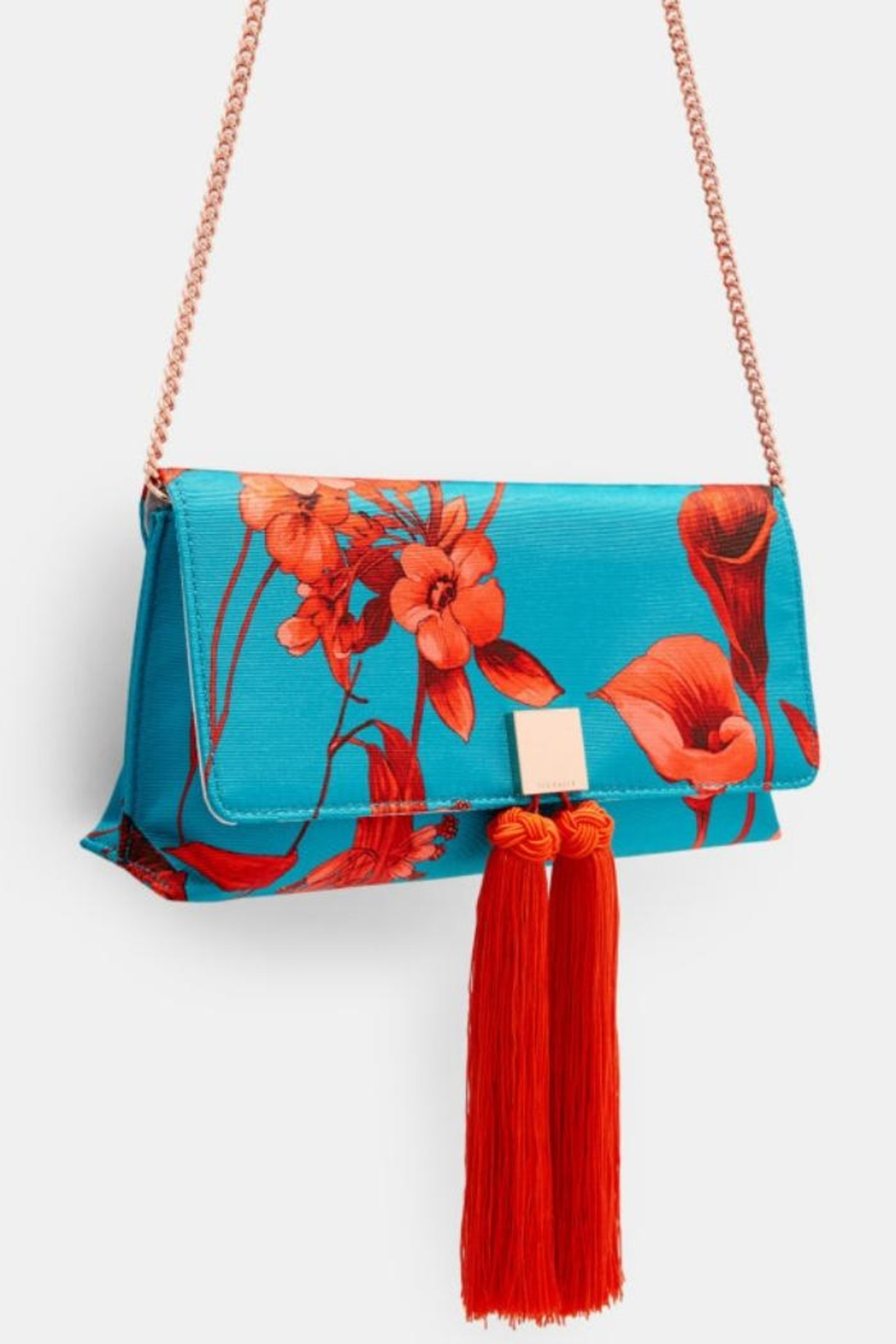 Ted Baker Printed Crossbody - Front Full Image