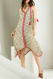 THML  Printed dress - Product Mini Image
