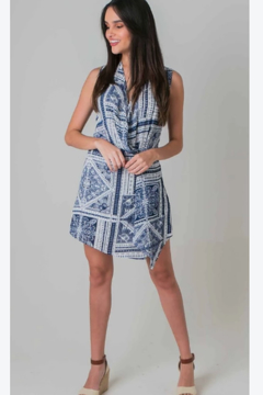 Funky Soul Printed dress - Product List Image