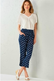 Charlie Paige Printed Easy Pant - Product Mini Image