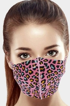 Shoptiques Product: Printed Face Mask